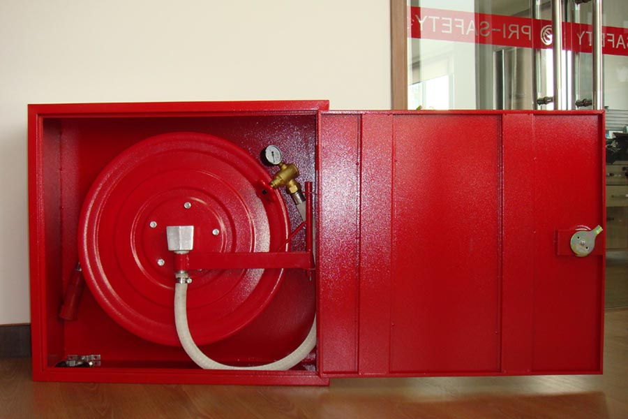 Marymax Fireco | fire hose reel with cabinet